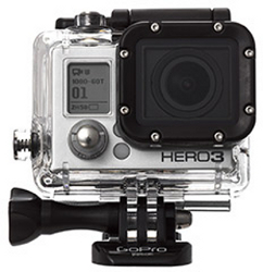 GoPro Hero 3 Black huren