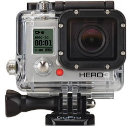 GoPro Hero 3 White huren